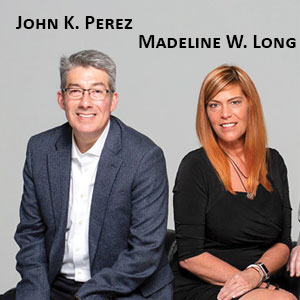 John K. Perez, CEO & Madeline W. Long, VP, Unified Payments Group