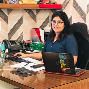 Reetu Singh, CEO, Medphine