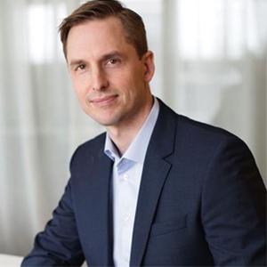 Daniel Saraste, Senior Vice President of Strategy and Innovation, Medius