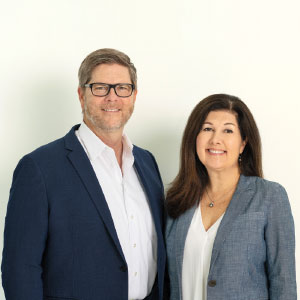 Neal Anderson, President & CEO and Juliet Negrete-Anderson, Founder & COO, OnPay Solutions