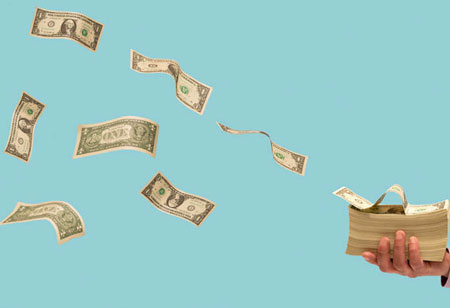 Take Care of the Cash-In and Cash-Out