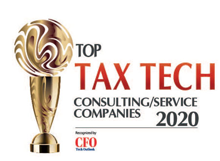Top 10 Tax Tech Consulting/Service Companies - 2020