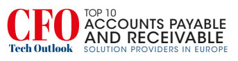 Top 10 Accounts Payable and Receivable Solution Companies in Europe - 2019