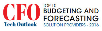 Top 10 Budgeting and Forecasting Solution Companies - 2016