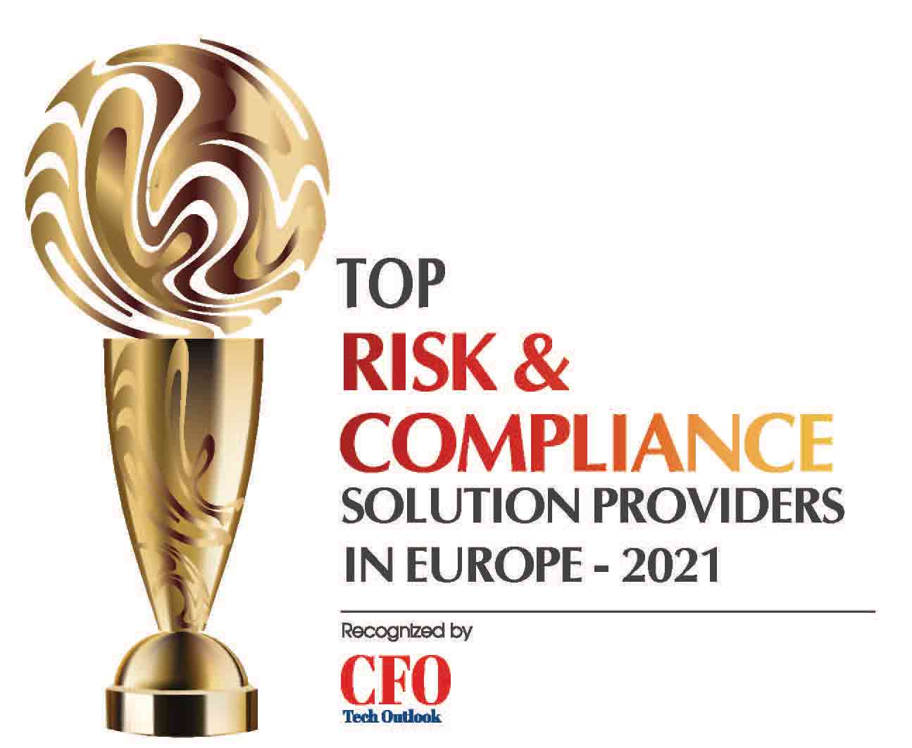 Top 10 Risk and Compliance Solution Companies in Europe - 2021