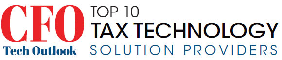 Top 10 Tax Technology Solution Companies - 2018