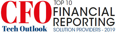 Top 10 Financial Reporting Solution Providers - 2019