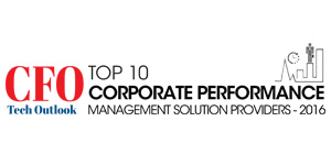 Top 10 Corporate Performance Management Solution Providers 2016