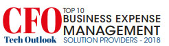 Top 10 Business Expense Management Solution Companies - 2018