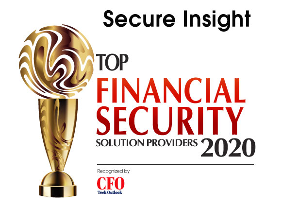 Top 10 Financial Security Solution Companies - 2020