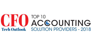 Top 10 Accounting Solution Providers - 2018