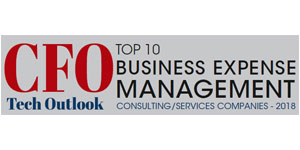 Top 10 Business Expense Management Consulting/Services Companies - 2018