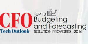 Top 10 Budgeting and Forecasting Solution Providers - 2016
