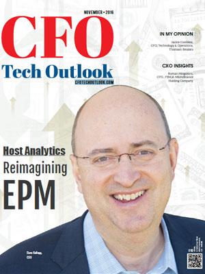 Host Analytics: Reimagining EPM
