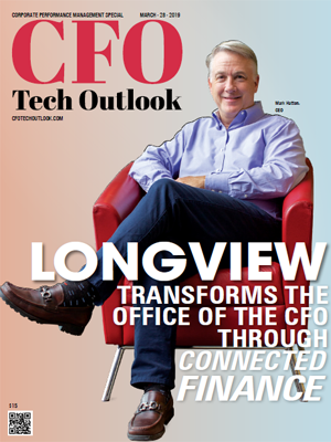 Longview:  Transforming the Office of the CFO Through Connected Finance