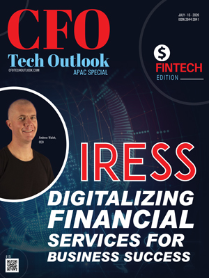 IRESS: Digitalizing Financial Services for Business Success