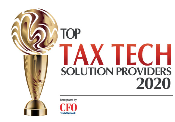 Top 10 Tax Tech Solution Companies - 2020