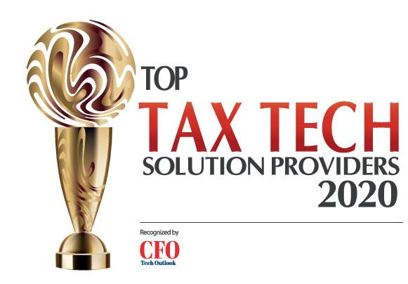 Top 10 Tax Tech Solution Companies - 2020