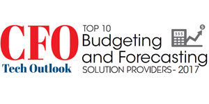 Top 10 Budgeting and Forecasting Solution Providers 2017