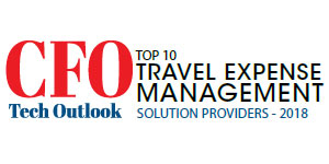 Top 10 Travel Expense Management Solution Providers - 2018