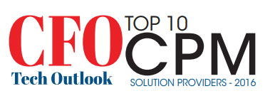 Top 10 Corporate Performance Management Solution Companies - 2016