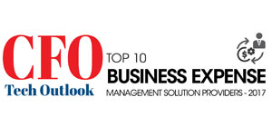 Top 10 Business Expense Management Solution Providers - 2017