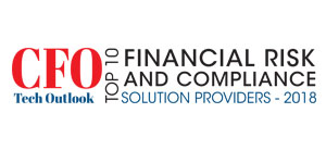 Top 10 Financial Risk and Compliance Solution Companies - 2018